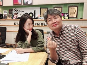 박은영의 에프엠대행진 마지막 방송