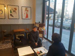 한국장기조직기증원 인터뷰